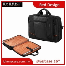 Everki Flight Checkpoint Friendly Laptop Bag Briefcase fits up to 16'