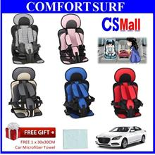 FREE GIFT + NEW Style Portable Baby / Children Car Safety Seat Cushion