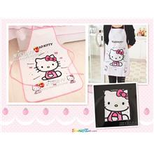 HM0155 JAPANESE STYLE HELLO KITTY APRON