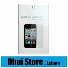 Blackberry Torch 9800 Ultra HD Clear Screen Protector