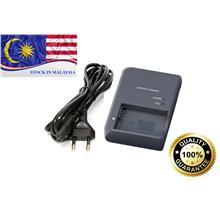 Battery Charger for Canon CB-2LZE for Powershot G12, G11, G10, NB-7L