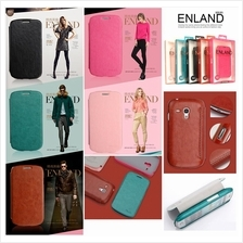 Samsung Galaxy S3 MINI KALAIDENG ENLAND Wallet Leather Case Cover *FRE