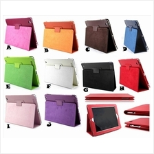 iPad 2 3 4 WiFi 3G SMART Flip Leather Stand Case Cover *FREE SP*