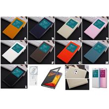 Samsung Galaxy Note 3 SMART S VIEW Flip Leather Case Cover *FREE SP*