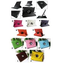 iPad 2 3 NEW 4 360 Rotate Flip Fold Stand Leather Case Cover *FREE SP