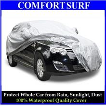 Car Waterproof Rain Dust Sunlight L/XL Size Whole Cover Protection