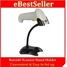 Laser Barcode Scanner Table Stand Holder - Convenient & Easy to Use