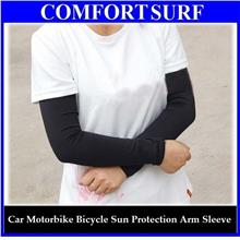 Arm Sleeve Cover Sun Burn Car Motorcycle Bicycle Sun Protection