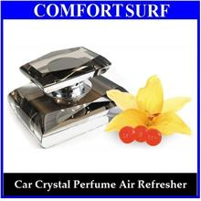 Crystal Car Perfume Air Fresh Refresher Sweet Fragrance Deodorize