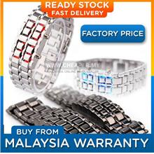 Iron Samurai Japan LED Watch [Manufacturer Price Cheapest in Malaysia]