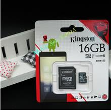 Kingston 4GB 8GB 16GB 32GB 64GB 80MB/s Micro SD Class 10 Memory Card