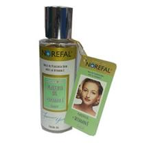 NOREFAL PLACENTA OIL + VITAMIN E 100 SOFT GELS OF FACIAL OIL
