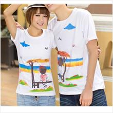 Couple t- shirt - IP10533 Couple Wear