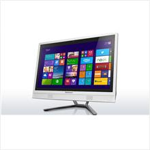 [NEW] Lenovo C260 ( Intel J1800 ) AIO All-In-One Desktop PC - White