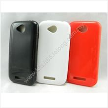 Lenovo IdeaPhone A706 Jelly Mercury TPU Soft Case Casing