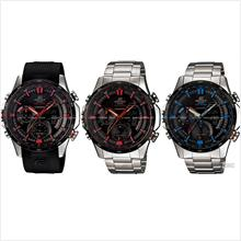 CASIO ERA-300B ERA-300DB EDIFICE Ana-Digi compass thermo LED *Varian