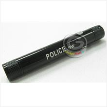 Police 18W Luxeon LED Flashlight with Clip(1 x AAA Battery)