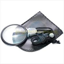 Necklace Magnifier 6x Magnification Magnifying Glass (NL8851)