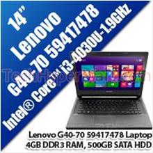 "LENOVO G40-70 59417478 14"" LAPTOP/ NOTEBOOK"