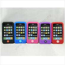 Apple iPhone 3GS Home Button Silicone Soft Case Casing Protect Phone