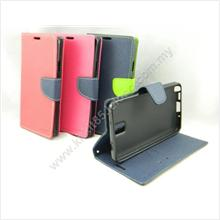Samsung Galaxy NOTE 3 N9000 Mercury Fancy Diary Case Casing Pouch