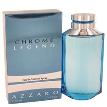 ORIGINAL Loris Azzaro Chrome Legend EDT 125ml Perfume