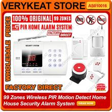 Wireless Home Security And Protection Alarm System