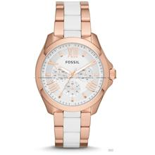 FOSSIL AM4546 Women's Cecile Multifunction Bracelet White Rose Gold
