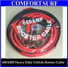 High Voltage Heavy Duty Booster Jumper Cable 600AMP Battery Charger