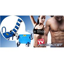 New Ab Rocket with Flex Master – 6 Pack Abs in 6 Weeks