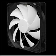# NZXT CF140 140mm Fan (9 Blade/Sleeve Bearing) #