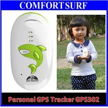 Latest Mini Personal GPS tracker 2 Way Talk & Spy Listen In For Kids