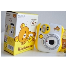 [TW] Fujifilm Instax Mini 25 Rilakkuma Polaroid Camera FREE Film+Bag