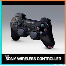 SONY PS3 OEM SIX AXIS DUALSHOCK 3 WIRELESS DS3 BLUETOOTH CONTROLLER