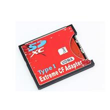 Extreme SD Memory card to UDMA CF card adapter High Speed support wifi