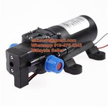100PSI Diaphragm High Pressure Water Self Priming Water Pump - 30W 60W