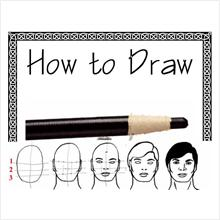 Ebook - How to draw human (face and body clearly) (1)