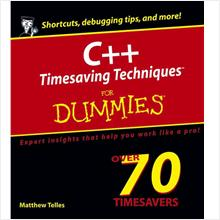 Ebook - C++ Timesaving Techniques  For Dummies (1)