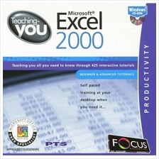 Teaching-you Microsoft Excel 2000