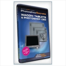 PhotoshopSecrets  Wacom Tablets and Photoshop CS3 VIDEO TUTORIAL