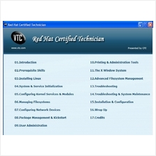 VTC Red Hat Certified Technician plus another bonus