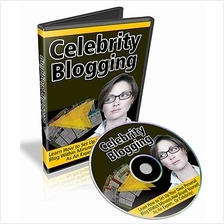 Become A Celebrity Blogger,Now Everybody Can