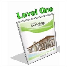 Google SketchUp Level 1 plus 2 bonus