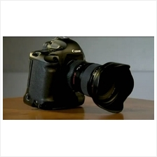 Instructional DVD: Canon EOS-1D Mark III EOS-1Ds Mark III