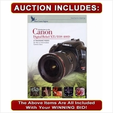 Instructional DVD: 'Introduction to the Canon Digital Rebel XTi / EOS