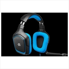# LOGITECH G430 Surround Sound Gaming Headset #