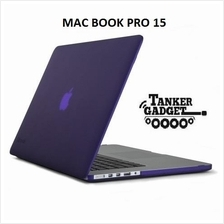 ★Mac Book Pro 15 ★100% Ori Speck See ThruSatin Grape