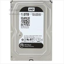 Western Digital HDD INT Desktop Caviar Black SATA3 1TB (WD1003FZEX)