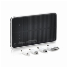 10000mAh Solar Power Charger - For iPhone, iPad + Other Devices, 2 USB