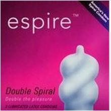 18SX ESPIRE DOUBLE SPIRAL CONDOM 3s (Best Buy)